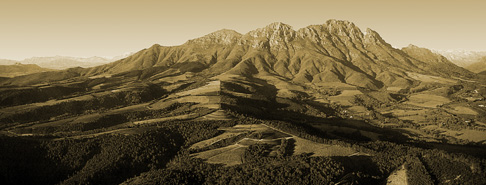 simonsberg conservancy arial view